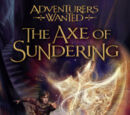 Book 5: The Axe of Sundering