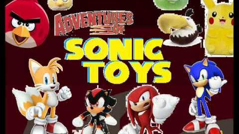 Adventures of Sonic Toys Intro!