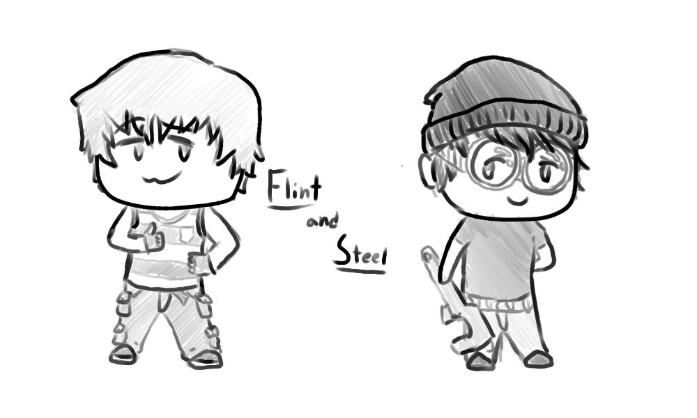 Flint and steel