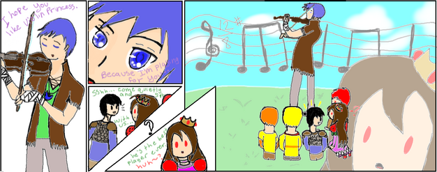 Manga theme
