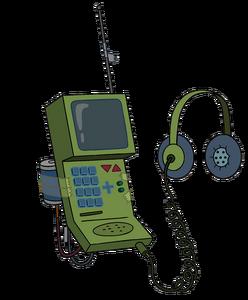 Jake's Phone