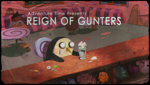 Reign of Gunters title card
