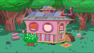 Bg s1e4 treetrunks house1