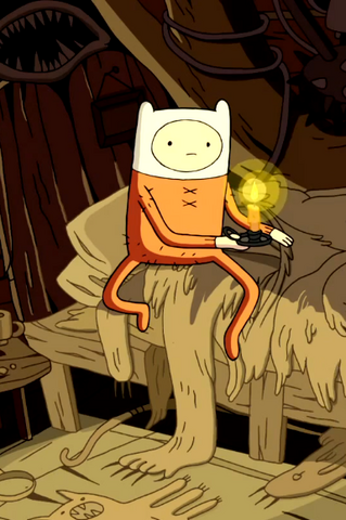 File:S3e21 Finn w candle getting out of bed.png