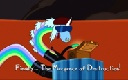 S7e30 mergence of destruction