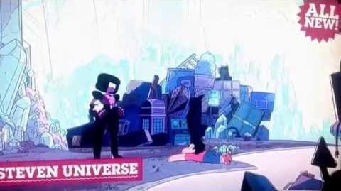 Cartoon Network-( New Thursday night short promo April 30,2015)