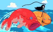Giant Goldfish Beasts