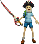 Finn pirate