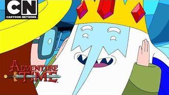Adventure Time Pretty Fly Ice Guy Cartoon Network