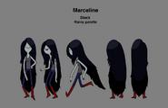 Modelsheet marcelinestockrainypalette