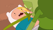 S8e28 Fern, if things are going down the way I think they're going down -- please tell Jake I love him