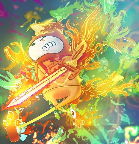 File:Flaming v2 by greatveemon-d5hzbb0.jpg