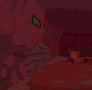 Ignition Point room background