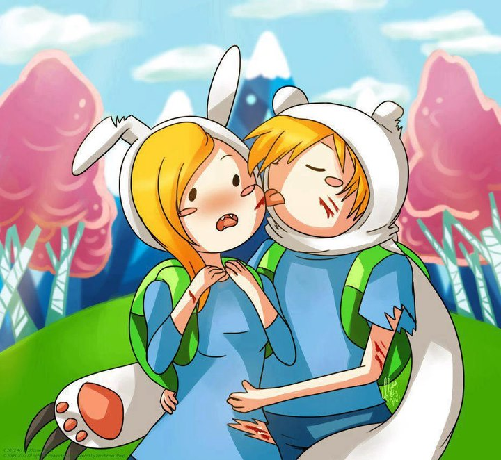 finn x fionna fanfiction - photo #14