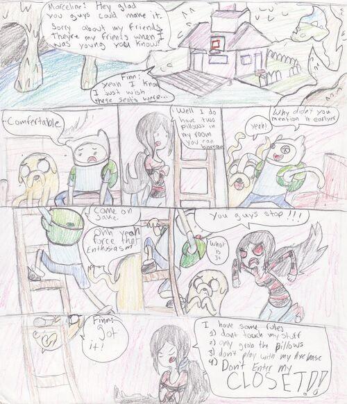 Marcelines closet pg 1