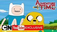 Frog Seasons Spring again Adventure Time Cartoon Network