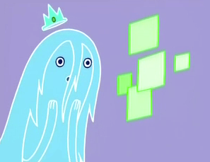 File:S2e3 Ghost Princess on phone.png