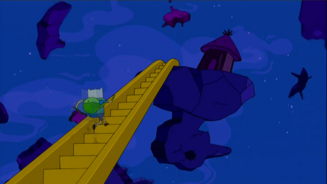 File:S6e1 Finn running up Jake-stairs.png