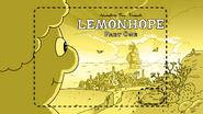Titlecard S5E50 lemonhopepartone design