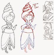C165S108 847 Frozen Yogurt Princess CU