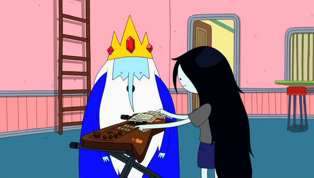 File:S4e25 Marceline playing Omnichord.png
