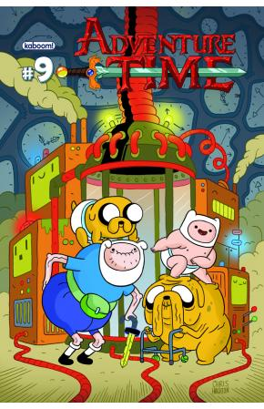 File:Adventure Time 9 cover A.jpg