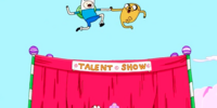 Candy Kingdom Talent Show