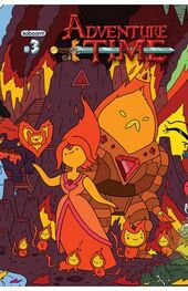 KABOOM ADVENTURETIME 003v1