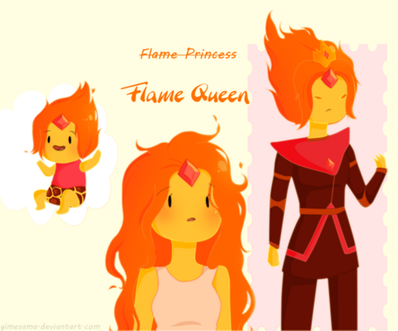 File:Flame Princess to Flame Queen.png