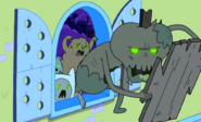 S1e1 ZombieFinn at window