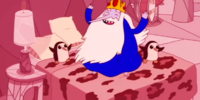 Ice King's Song of Joy