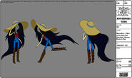 Modelsheet marceline innewoutfitwithsunresistantgloves bootshat