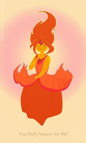 File:Flame princess by chukairi-d59a8me.jpg