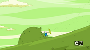 S05e45 the giant grass monster is defeated