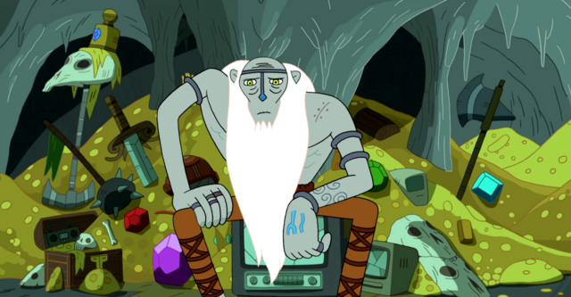 File:S1e25 Billy in his cave.png