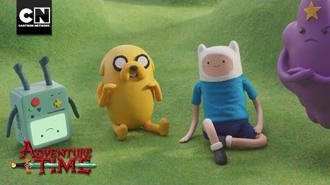 Bad Jubies I Adventure Time I San Diego Comic Con I Cartoon Network