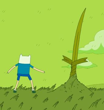 File:Grass Sword (Dream).png