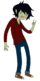 Marshall lee by axcell1ben-d47h8ao