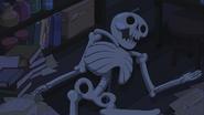 Skeleton prop