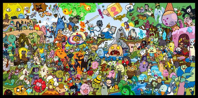 File:Adventure time by tompreston-d5uk0m5.jpg