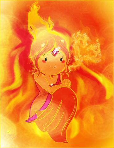 File:Flame princess by kitaw99-d4prz5h.png