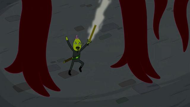 File:S5e8 Lemongrab running with sword.png