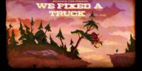 We Fixed a Truck