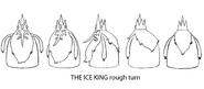 Modelsheet icekingroughturn