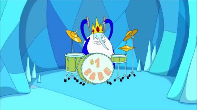 File:Ice King's Drum Set.png