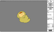 Modelsheet peanutbaby
