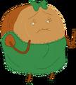 Cinnamon Bun in Dress.png