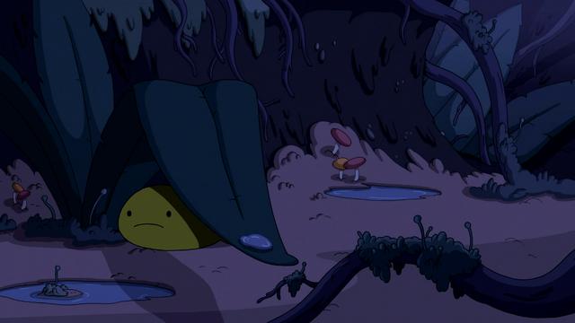 File:S4e23 Mudscamp hiding under a leaf.png