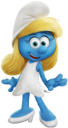 Smurfette 2017Movie