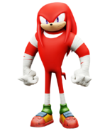 Knuckles boom